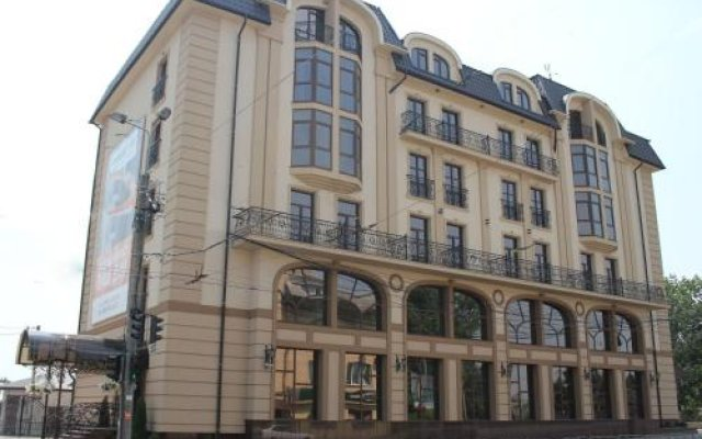 Гостиница Avalon Palace вид на фасад