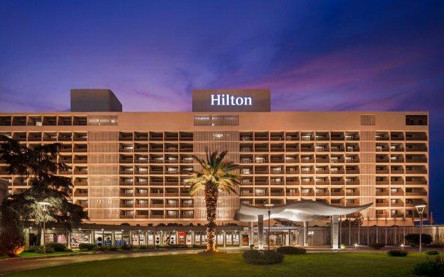 Hilton Istanbul Bosphorus Турция, Стамбул - 5 отзывов об отеле, цены и фото номеров - забронировать отель Hilton Istanbul Bosphorus онлайн вид на фасад