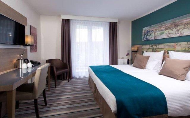 Отель Leonardo Hotel Munick City Olympia Park Германия, Мюнхен - отзывы, цены и фото номеров - забронировать отель Leonardo Hotel Munick City Olympia Park онлайн комната для гостей