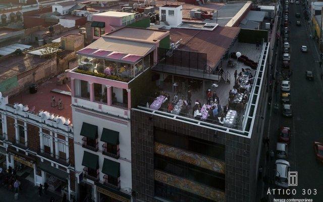 Casa Rosa Gran Hotel Boutique In Puebla Mexico From 75