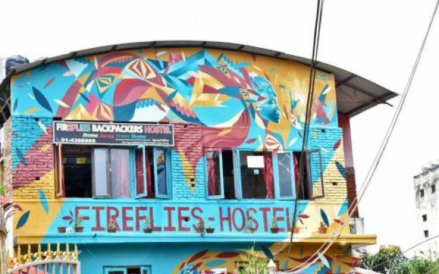 Отель Fireflies Hostel Непал, Катманду - отзывы, цены и фото номеров - забронировать отель Fireflies Hostel онлайн вид на фасад
