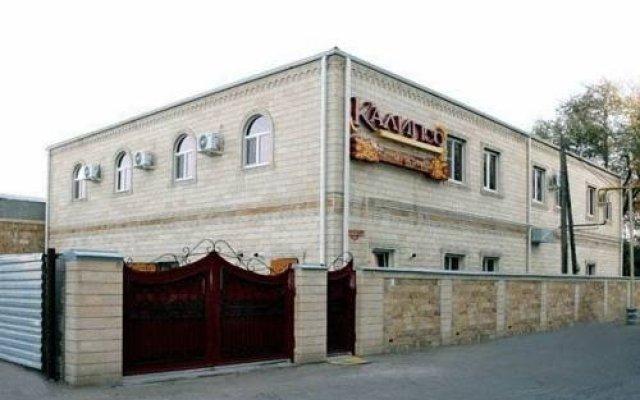 Гостиница Калипсо вид на фасад