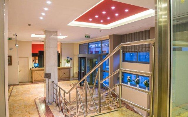 Отель Museum Hotel Греция, Афины - отзывы, цены и фото номеров - забронировать отель Museum Hotel онлайн вид на фасад