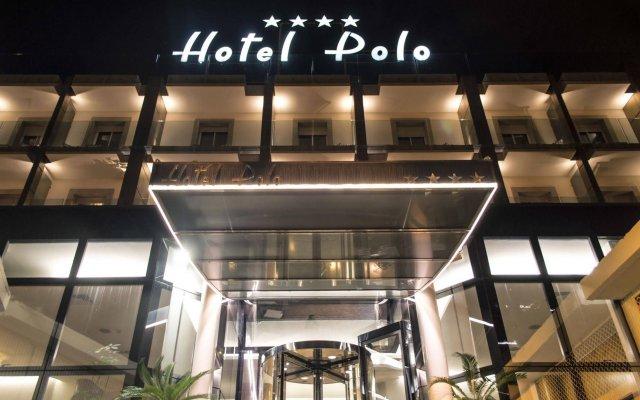 Hotel Polo вид на фасад