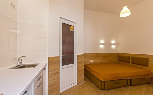 Апартаменты Smart Apartment Shpitalna 13a комната для гостей