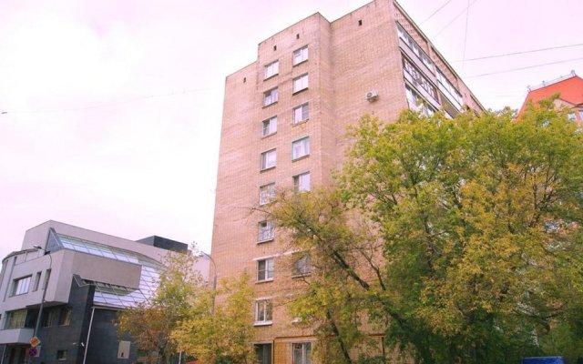 Апартаменты Moskva4you Павелецкая-Зацепа вид на фасад