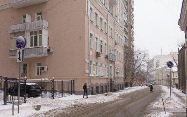 Гостиница Hostels Rus - Polyanka вид на фасад
