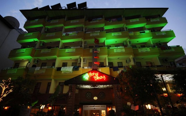 Bilkay Hotel вид на фасад