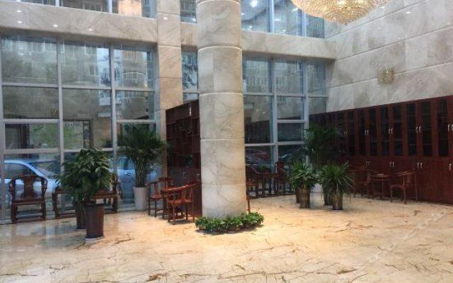 Отель Delin Yi'an Hostel Китай, Сиань - отзывы, цены и фото номеров - забронировать отель Delin Yi'an Hostel онлайн вид на фасад