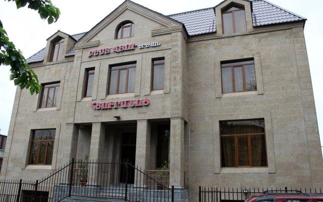 Best View Hotel вид на фасад
