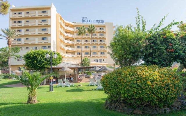 Hotel Royal Costa вид на фасад