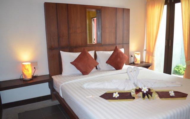 Отель Samui Heritage Resort вид на фасад