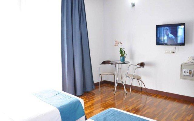 Отель The Leela Resort & Spa Pattaya Таиланд, Паттайя - отзывы, цены и фото номеров - забронировать отель The Leela Resort & Spa Pattaya онлайн комната для гостей