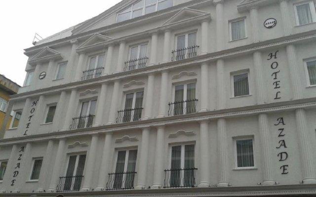 Azade Турция, Кайсери - отзывы, цены и фото номеров - забронировать отель Azade онлайн вид на фасад