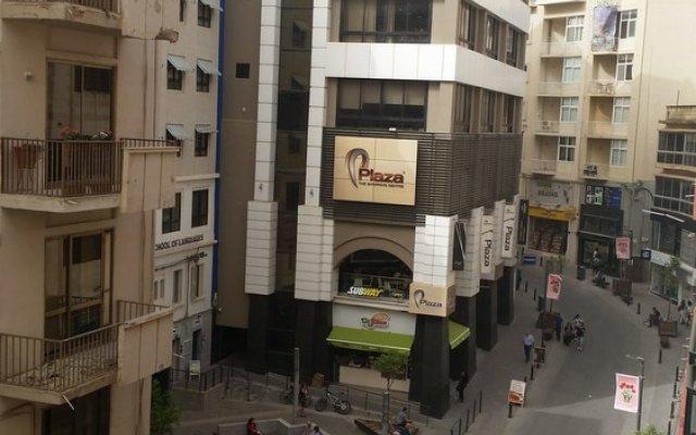Отель Plaza Flat Мальта, Слима - отзывы, цены и фото номеров - забронировать отель Plaza Flat онлайн вид на фасад