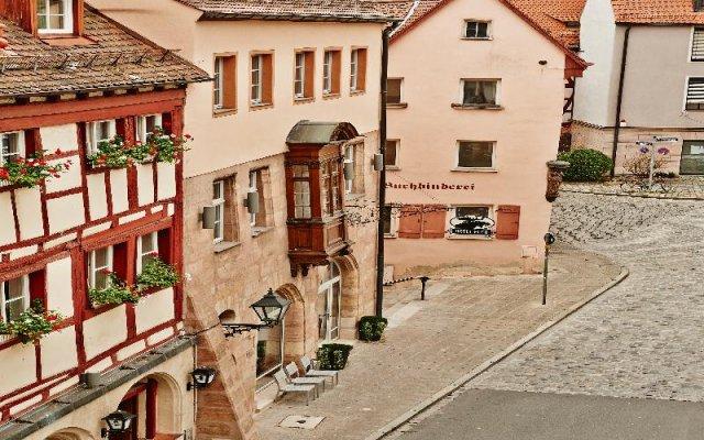 Отель Elch Boutique Германия, Нюрнберг - отзывы, цены и фото номеров - забронировать отель Elch Boutique онлайн