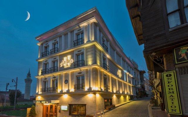Antis Hotel - Special Class вид на фасад