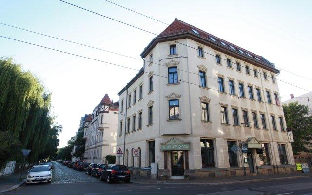 Отель de Saxe Германия, Лейпциг - отзывы, цены и фото номеров - забронировать отель de Saxe онлайн вид на фасад