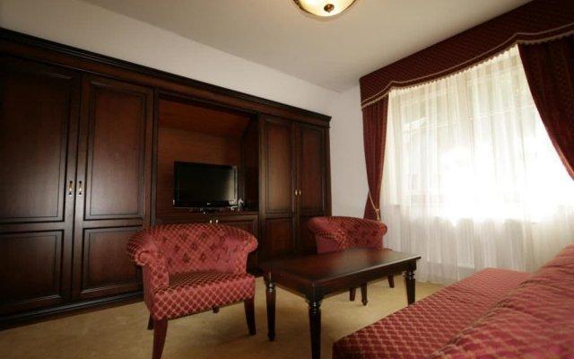 Отель Vila Lilla Чехия, Карловы Вары - отзывы, цены и фото номеров - забронировать отель Vila Lilla онлайн комната для гостей