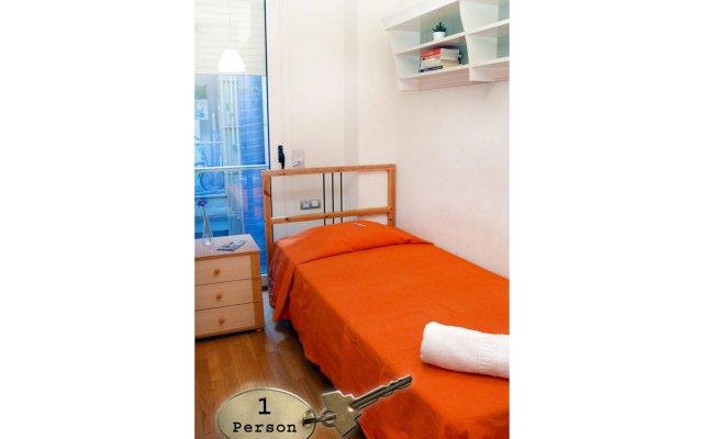 Отель Martha's Guesthouse Испания, Барселона - отзывы, цены и фото номеров - забронировать отель Martha's Guesthouse онлайн комната для гостей