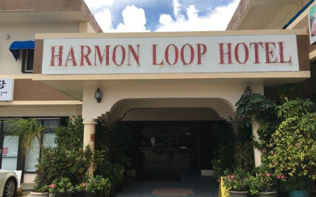 Отель Harmon Loop Hotel Гуам, Дедедо - отзывы, цены и фото номеров - забронировать отель Harmon Loop Hotel онлайн вид на фасад