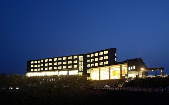Отель Kyukamura Minami-Awaji Япония, Минамиавадзи - отзывы, цены и фото номеров - забронировать отель Kyukamura Minami-Awaji онлайн вид на фасад
