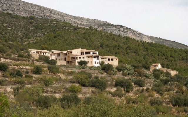 Aldea Roqueta Hotel Rural вид на фасад
