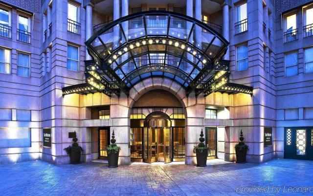 Отель The Westin Georgetown, Washington D.C. вид на фасад