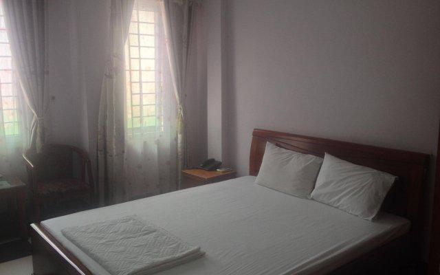 Отель New Life Ханой комната для гостей