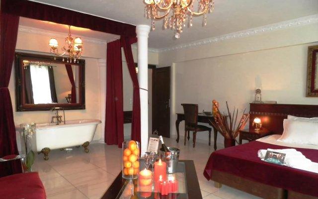 Отель Arcadia Suites & Spa Греция, Галатас - отзывы, цены и фото номеров - забронировать отель Arcadia Suites & Spa онлайн комната для гостей