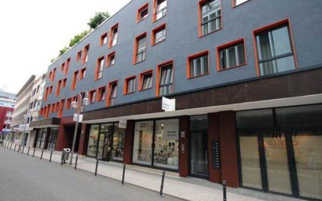 Отель DASKoln Германия, Кёльн - отзывы, цены и фото номеров - забронировать отель DASKoln онлайн вид на фасад