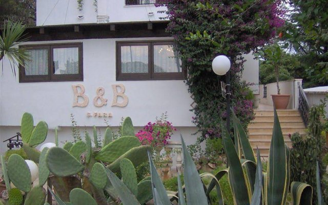 Отель Bed & Breakfast Santa Fara вид на фасад