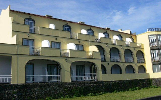 Vinha d'Areia Beach Hotel вид на фасад