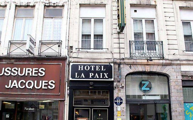 Hotel De La Paix 0