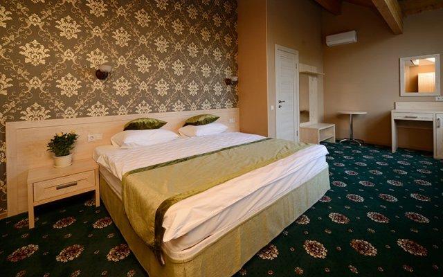 Гостиница Апельсин на Тульской комната для гостей