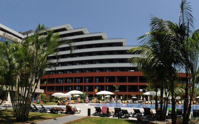 Отель Enotel Lido Madeira - Все включено вид на фасад