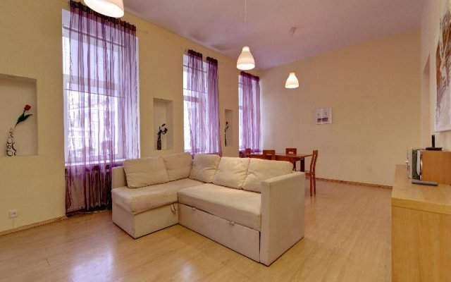 Апартаменты Stn Apartments on Griboedov Canal комната для гостей