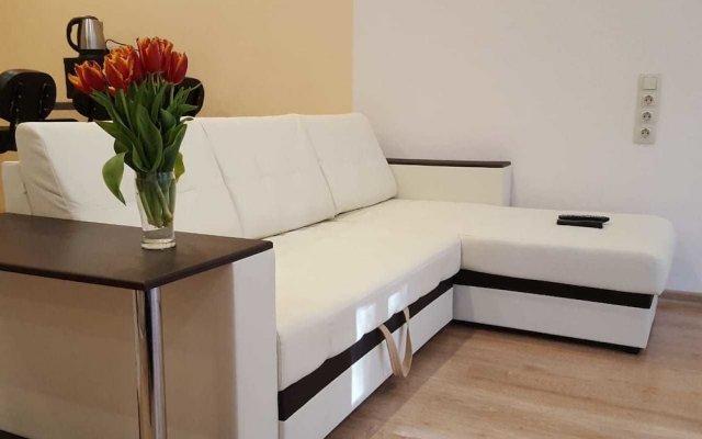 Апартаменты Apartment on Kamo комната для гостей