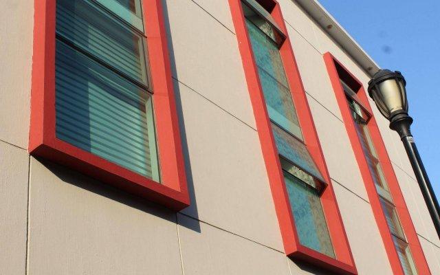 Hotel Dali Plaza Ejecutivo вид на фасад