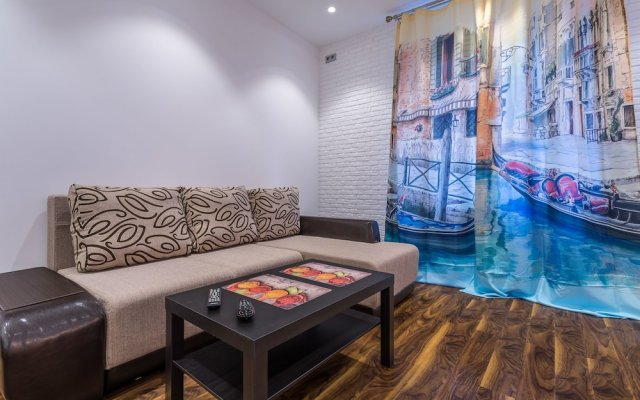 Гостиница FortEstate Krupskoy 8-3 комната для гостей