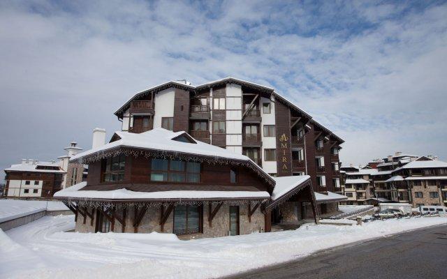 Hotel Amira вид на фасад