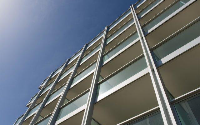 Waldorf Suite Hotel вид на фасад