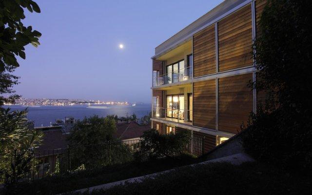 Отель Deris Bosphorus Lodge Residence вид на фасад