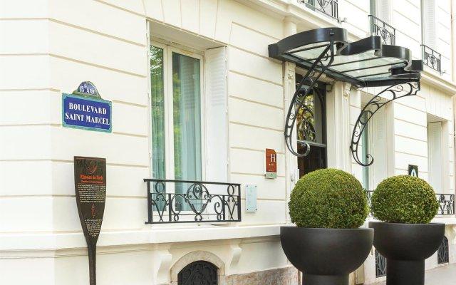 Отель Best Western Plus La Demeure вид на фасад