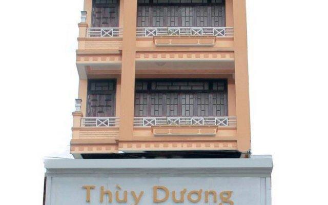Thuy Duong Hotel вид на фасад