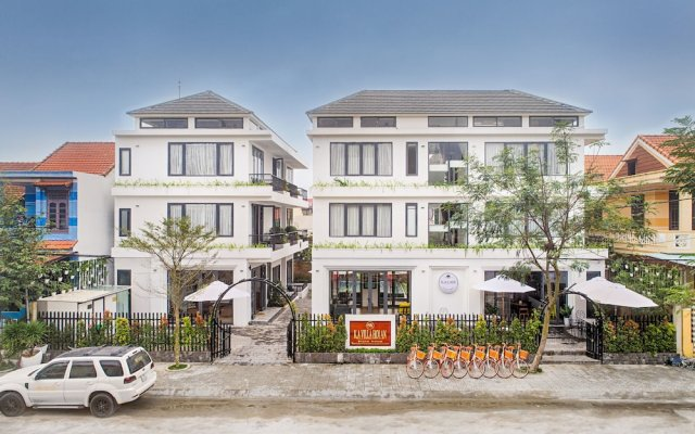 Отель KA Villa Hoi An вид на фасад