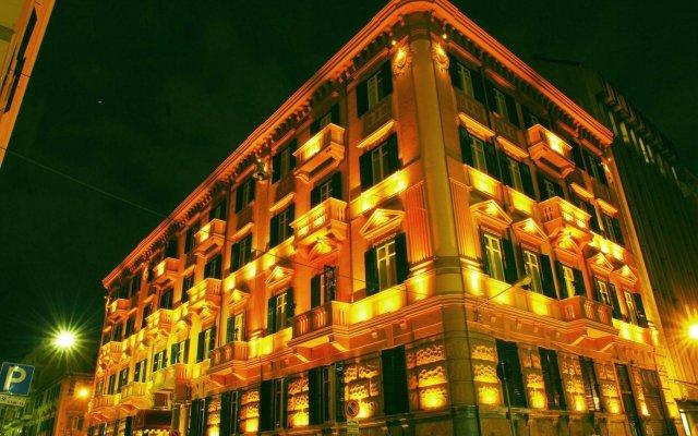 Grand Hotel Wagner вид на фасад