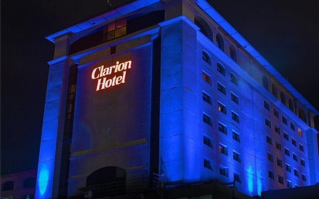 Clarion Hotel Real Tegucigalpa вид на фасад
