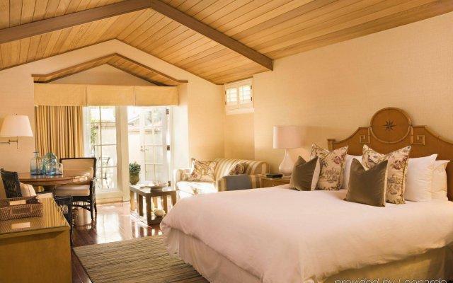 Fairmont Miramar Hotel & Bungalows Санта-Моника комната для гостей