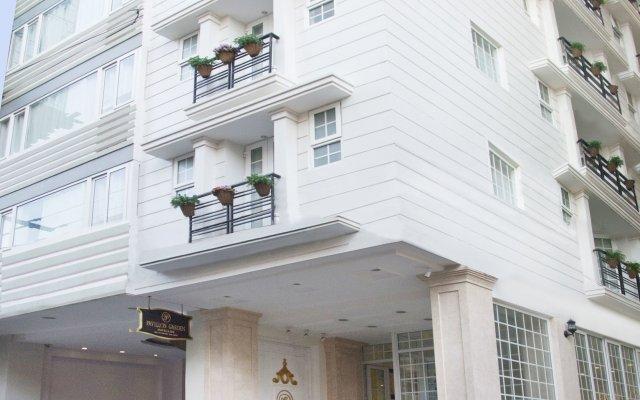 Pavillon Garden Hotel & Spa вид на фасад